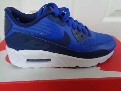 huge discount 73c13 e76dc Nike Air Max 90 Ultra (GS) trainers shoes 869950 401 uk 3.5 eu 36