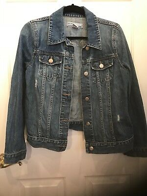Old Navy Maternity Jean Jacket
