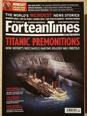 Fortean Times 287 - May 2012