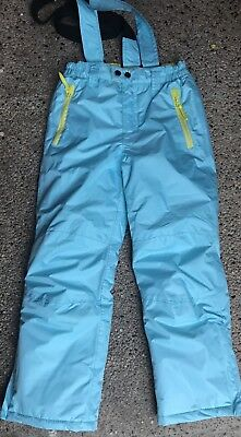 BOYS KIDS SIZE 8 - BRAND: Be Fit Be You SNOW SKI PANTS Waterproof Overalls