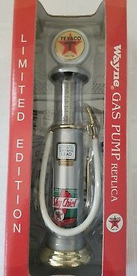 Gearbox Collectible Die Cast Gas Pump Replica-Texaco-Limited Edition