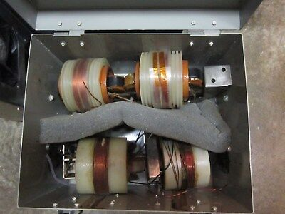 X-ray filament  XFMR  20 VOLTS see descr. HV insulated.. core comes apart #244