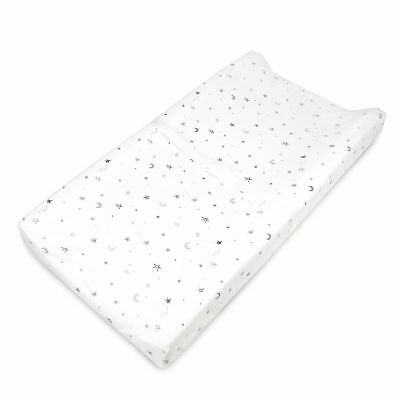 Baby Changing Table Pad Cover Diaper Change Cushion Nursery Mat 100% Cotton Mat