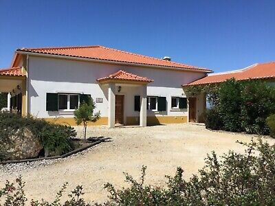 7 nights Silver Coast Portugal luxury villa private pool, views of Obidos castle