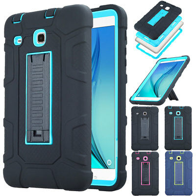 Shockproof Hybrid Stand Tablet Case For Samsung Galaxy Tab A 7.0 8.0 9.7 10.1