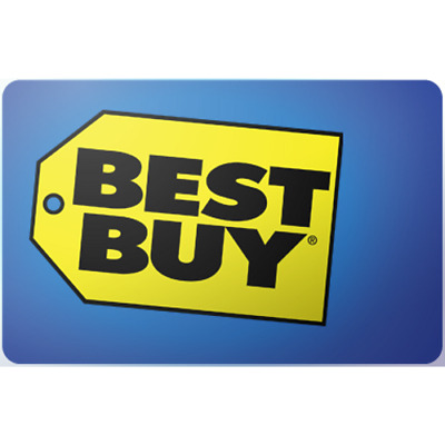 Best Buy Gift Card $10 Value, Only $9.80! Free Shipping!