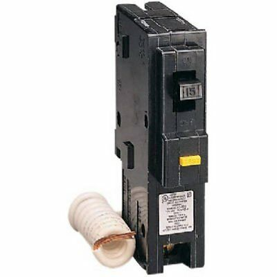 Square D by Schneider Electric HOM120GFICP Homeline 20 Amp Single-Pole GFCI