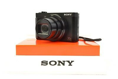 Sony DSC-HX 80 18.2MP Digital Point and Shoot Camera #10205