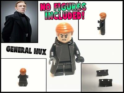 No Lego minifig CUSTOM pilot trench coat or jacket Choose from various styles