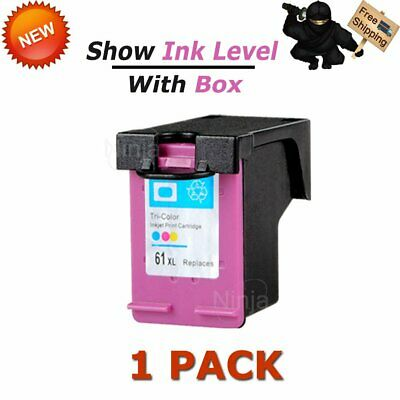 HP61XL 61XL 61 CH564WN Color Printer Ink Cartridge for HP