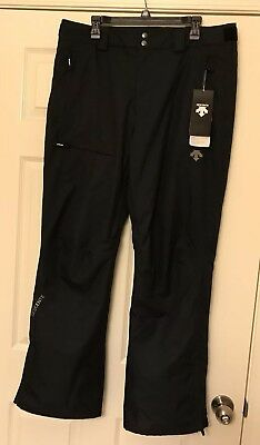 * * * DESCENTE Greyhawk Insulated Men's Ski Pants NEW With TAGS Size 36 * * *