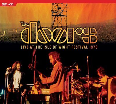 The Doors - Live At The Isle Of Wight 1970 (Dvd+Cd)   Dvd+Cd New+