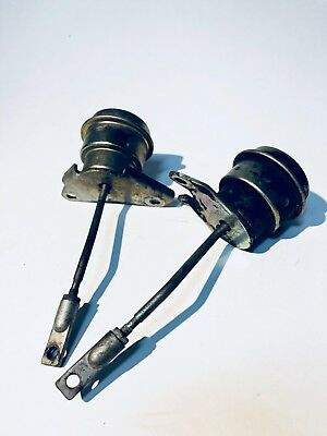 Stealth, 3000GT VR4 Turbo Turbo Waste Gate Pair TD04 / 9b  OEM