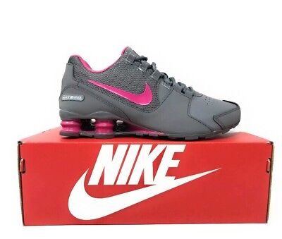 Nike Shox Avenue GS Y Youth Or Womens Sizes Gray Pink 848117 006 Multiple Sizes