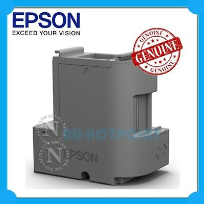 Epson Genuine T502 Maintenance Box for ET-2700/ET-2750/ET-3700/ET-3750 [T04D100]