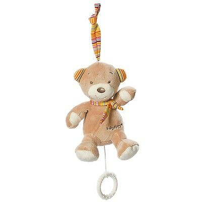 Fehn Rainbow Mini-Spieluhr Teddy