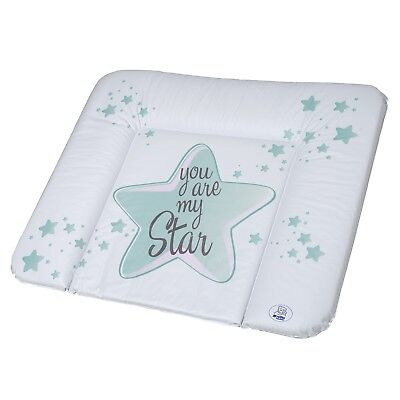 Rotho Wickelauflage 72x85 cm swedish green You are my Star