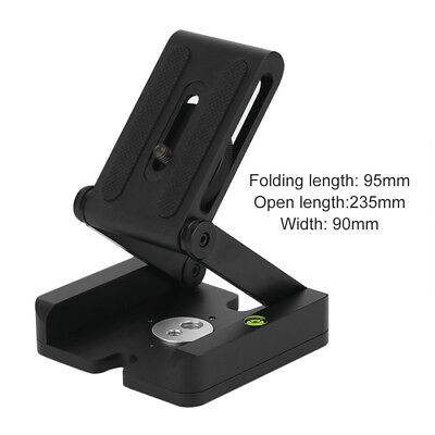 Multi-angle Folding Z Type Stand Holder Professional Tripod Flex Tilt Head Pan