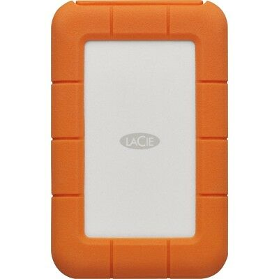 Lacie STFR5000800 Seagate Lacie Rugged Mini 5tb Usb 3.1 Type C Orange W/ Data