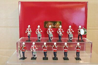 BRITAINS 48008 ZULU WAR The CORPS of DRUMS 2nd BATTALION 24th FOOT 1879 MIB np