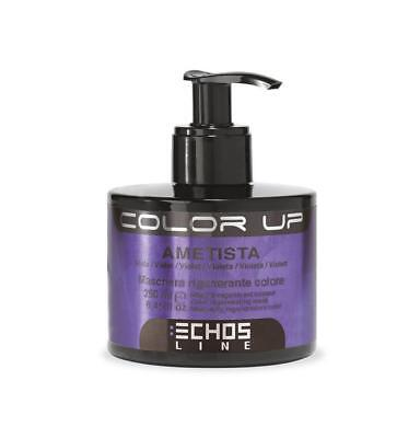 Color up AMETISTA (VIOLA) - Maschera Rigenerante Colore - 250 ml