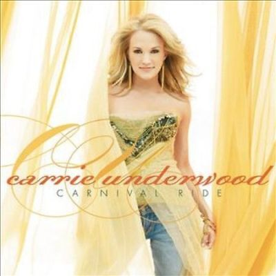 CARRIE UNDERWOOD - Carnival Ride (CD) - NEW! AWESOME! Take a L@@K!