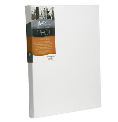 Fredrix Pro Stretched Canvas Gallery 24X30