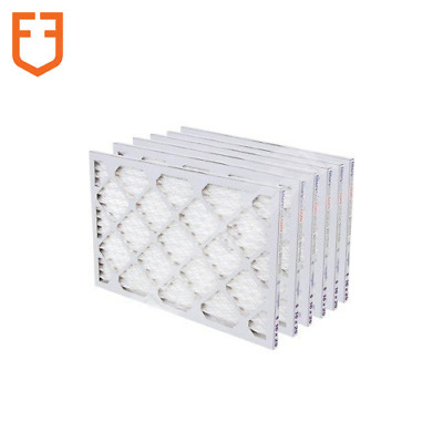 Filters Fast Brand 14x25x1 HVAC Air Filters Merv 8 Case of 6 Filters