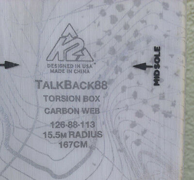 K2  Talkback 88,diamir eagle12, orig. Fell, 167 cm, Freeride Touren , NEU!!