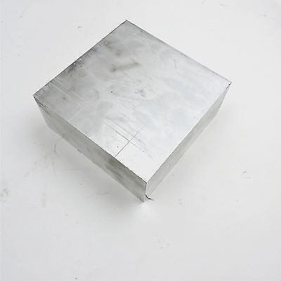 """2.75"""" thick 6061 Aluminum PLATE  7.25"""" x 8"""" Long Solid Flat Stock sku137434"""