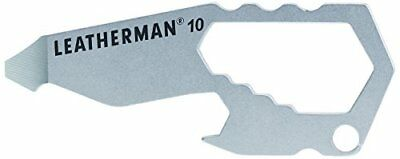 "Leatherman LTN10 ""By The Numbers"" Keychain/Bottle Opener Pocket Tool"