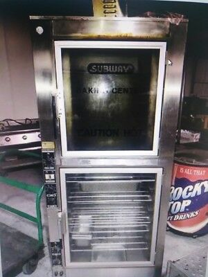Toastmaster Nu-Vu -Commercial Convection Oven / Proofer