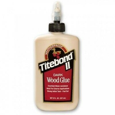 Titebond II Dark Wood Glue - 237ml (8floz) 600206