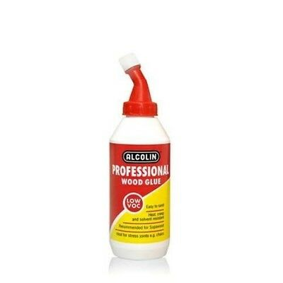 Alcolin 250ml Professional Aliphatic Resin Wood Glue APG250