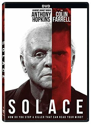 Solace (DVD, 2017, Brand New) Free shipping