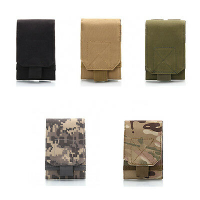 Tactical Molle Waist Pack Fanny Phone Pouch Belt Bag .Camping Hiking Bag  Gift