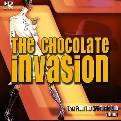 Prince Chocolate Invasion CD (Purple Rain Lovesexy Hitnrun)