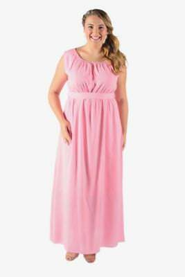 Colette Breastfeeding Formal Dress - Pink - Clearance