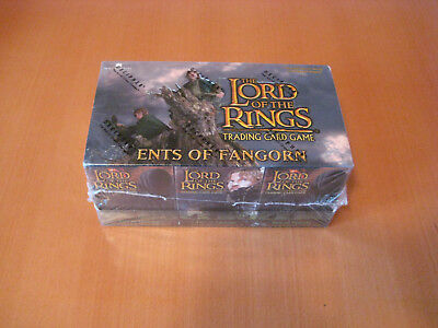 LOTR CCG Starter Deck Box (12 Packs) Ents of Fangorn orginal verschlossen