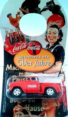 SALE.... COCA COLA FORD TRUCK (METAL) PICK-UP WITH OUT PLANE anno 1950