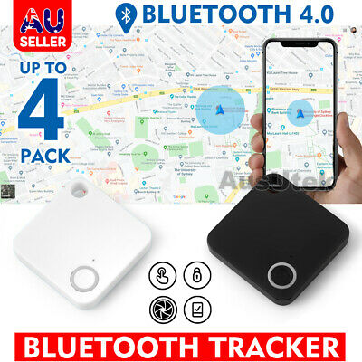 Tile Bluetooth Tracker-Mate Replaceable Battery GPS Key Pet Finder Tracker