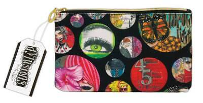 Dylusions Accessory Bag Pencil Case Creative Dyary Dyalog