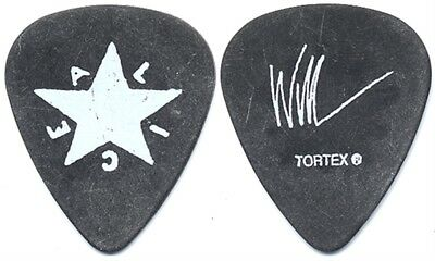 Alice in Chains Will DuVall authentic 2010 tour signature custom Guitar Pick AIC