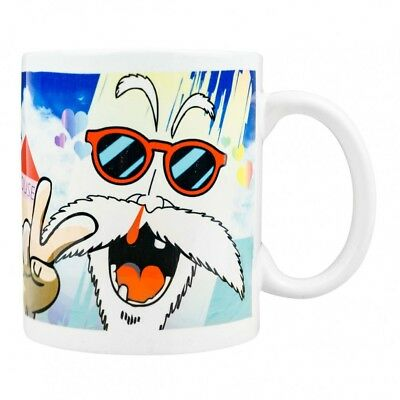 Dragon Ball - Muten Roshi - Tasse | Manga Anime | Original Merchandise | NEU