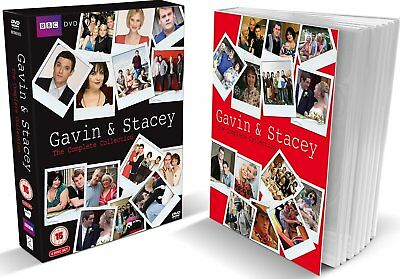 Gavin And Stacey - Series 1-3 Plus 2008 Christmas Special DVD Box Set English