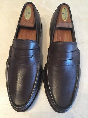 ad968cc2410 NEW!! COLE HAAN  Aiden Grand Penny Ii  Mens Brown Leather Loafer 9.5 ...