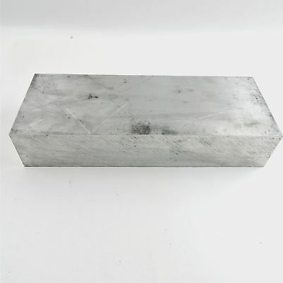"""3"""" thick 6061 Aluminum PLATE  5.0625"""" x 12"""" Long Solid Flat Stock sku 137518"""