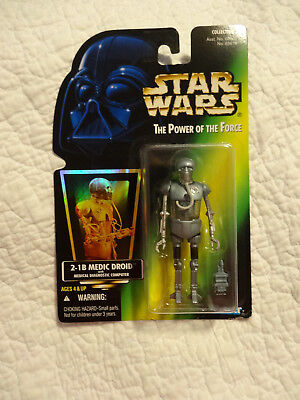Star Wars Power of the Force 2-1B Medic Droid Collection 2 1996 NEW Sealed