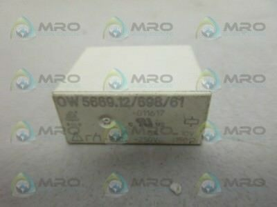 Ow 5869.12/698/61 Relay *new In Box*