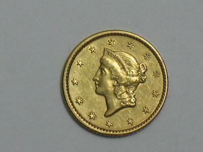1849 US Gold Dollar - Type 1 Liberty Head